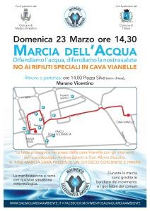 volantino A4 marcia 23-03-14