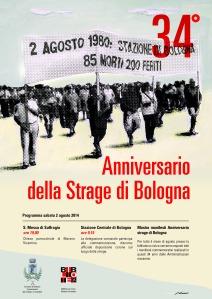 2 agosto 1980 - Manifesto
