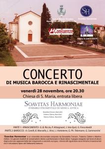 manifesto concerto barocco