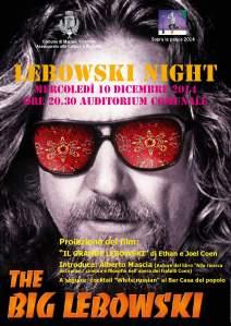 LEBOWSKI NIGHT