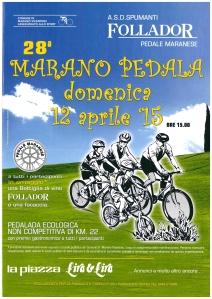 pedalata 2015