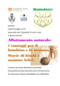 allattamento mammiamoci