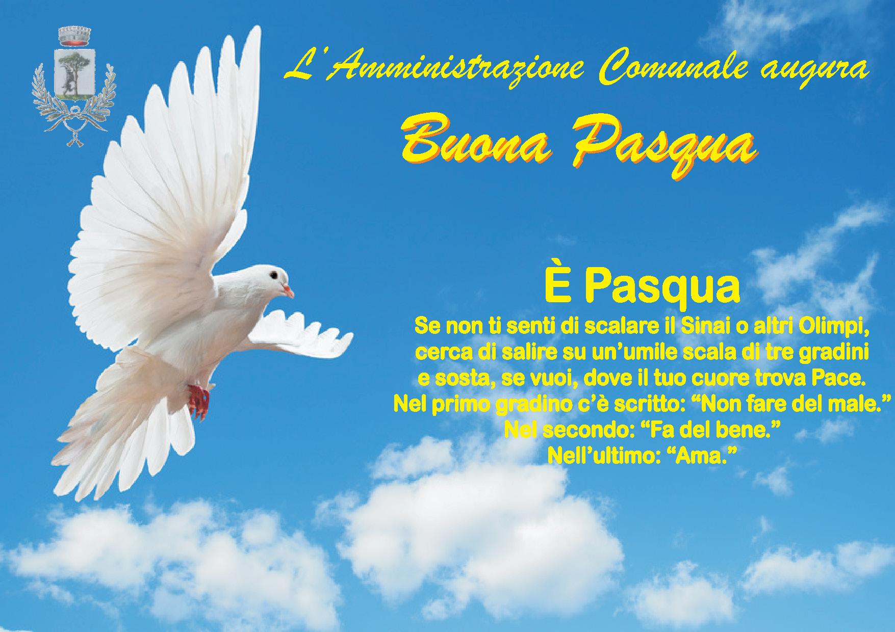Auguri di buona pasqua marano vicentino for Cartoline auguri di buona pasqua